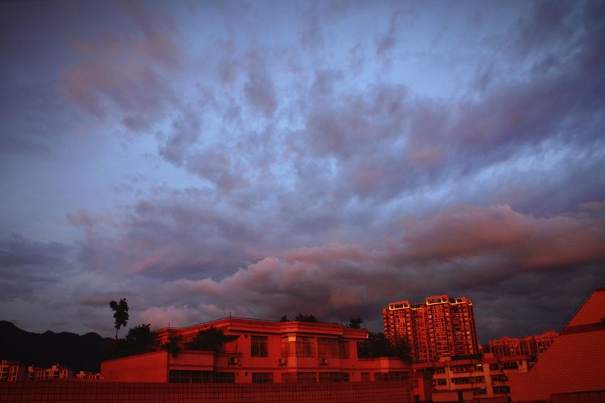 Sky And Clouds Sky_collection Sky_collection Skylovers Sunset Sunset_collection Clouds And Sky Clouds Black Clouds Cloudy Day Urban Urbanphotography Buildings Building And Sky Buildings & Sky Building Natural Nature Colour Of Life
