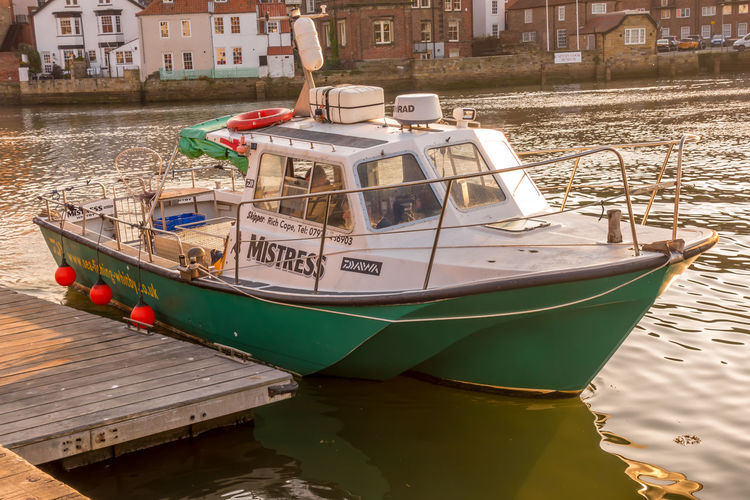 Whitby Whitby Harbour Whitby View Whitby North Yorkshire North Yorkshire Fishing Boat Harbour Harbour View Nautical Vessel Marina No People River Waterfront Moored Transportation Mode Of Transportation Water Day Reflection Outdoors Travel