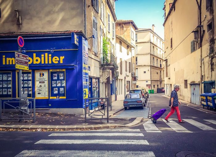 France Street City Roadside Town First Eyeem Photo