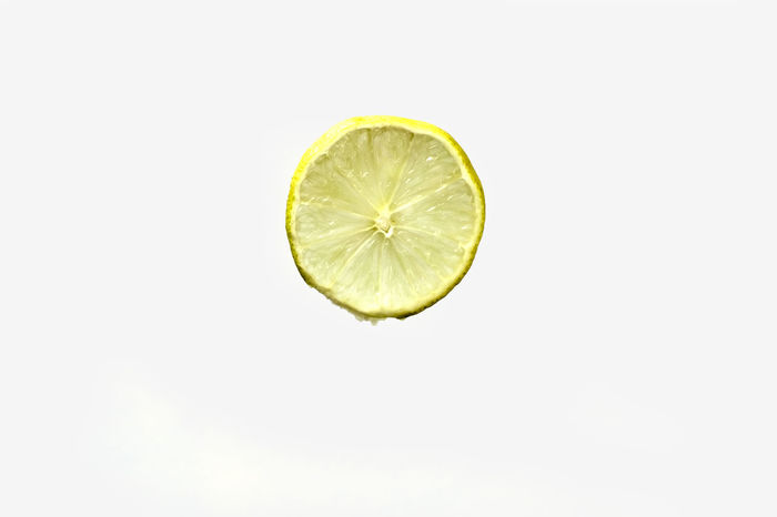 Abstract Abstract Photography Citrus Fruit Close-up Concept Conceptual Photography  Copy Space Day Food Food And Drink Freshness Freshness Fruit Healthy Eating Lemon Lime No People Old SLICE Studio Shot Vitamin Vitamin C White Background