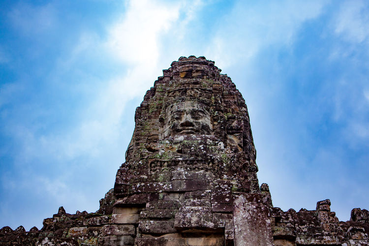 Ankorwat Stone