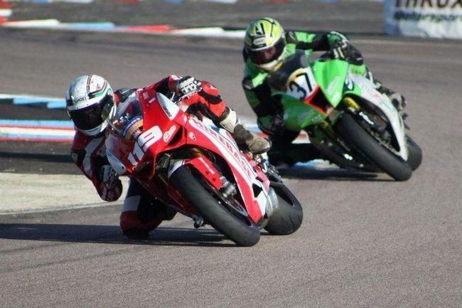 Motorcycles Motorsport Thruxton