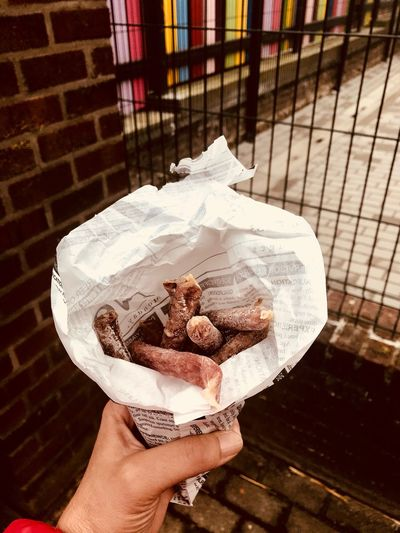 Sausage Human