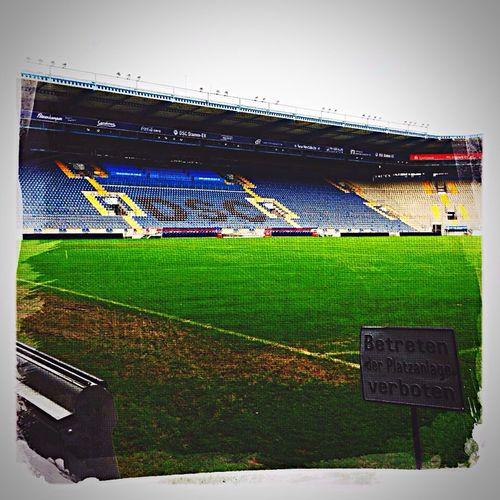 Fussball Football Soccer Football Stadium Hipstamatic Stadion Bielefeld Arminia Bielefeld Colors Colours