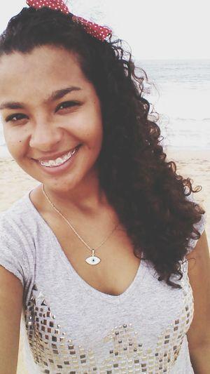Paz, praia, vento, vida! Amo <3