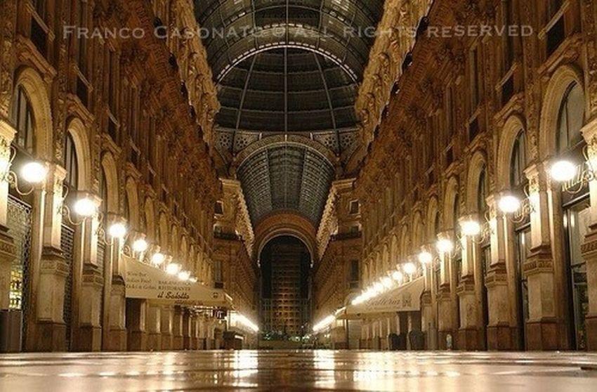 Milan la nuit Silence Lanuit