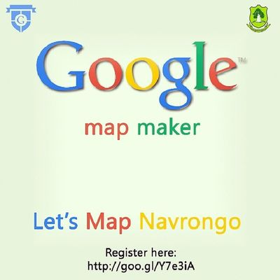 Tomorrow from 8am - 9am, let's talk about Google Maps and how to use it. Venue is the Spanish Lab UDS Navrongo Campus, Ghana KampusLife Googlemaps