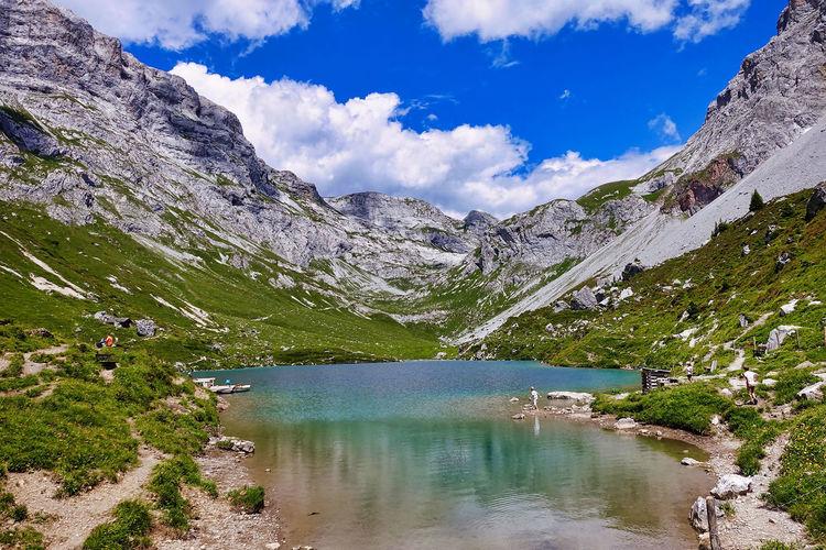 Partun Lake