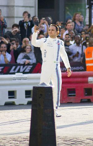 #F1LIVELONDON F1 Felipe Massa Formula 1 One Person Racing Real People Williams Young Adult Urban Fashion Jungle