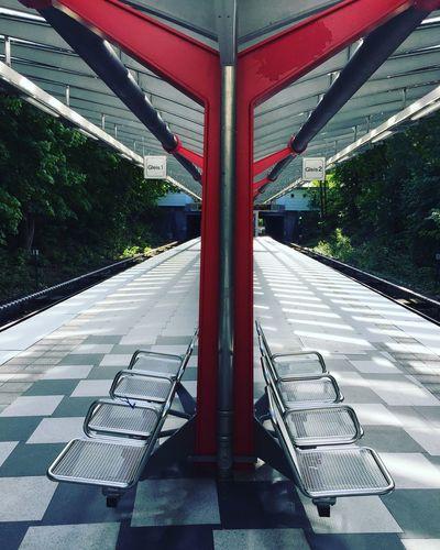 Subway Symetry