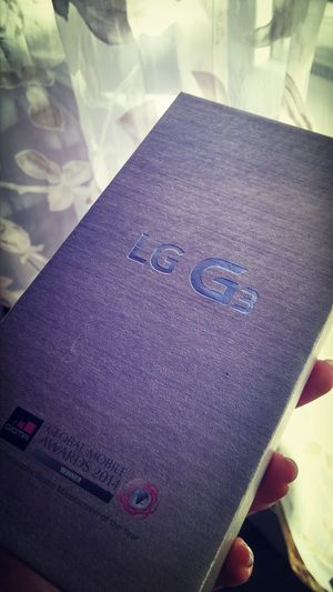 LG G3 Smartphone Cool