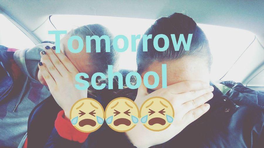 School Tomorrow F*CK This Shit