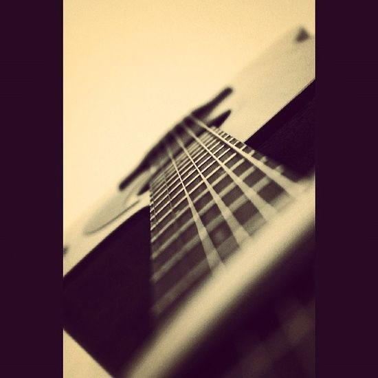 It had never failed to relieve me from being down :) Guitar Closeup-potrait Strings Slihouettes