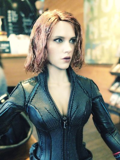 Hottoys BlackWindow Scarlett Johansson