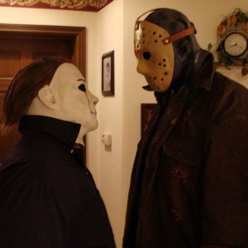 Sextafeira13 Halloween Jasonvoorhees Michaelmyers