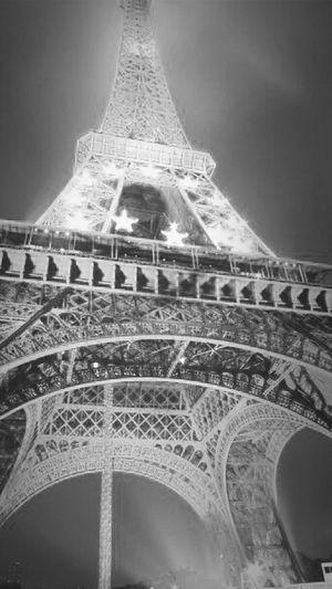 Paris ❤ Eiffel Tower Night View France