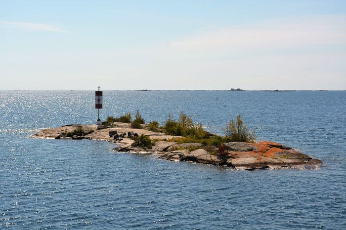 Clear Sky Day Island Outdoors Parrysound Tranquil Scene Tranquility Water