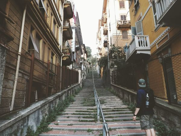 Feel The Journey Italie Laspezia