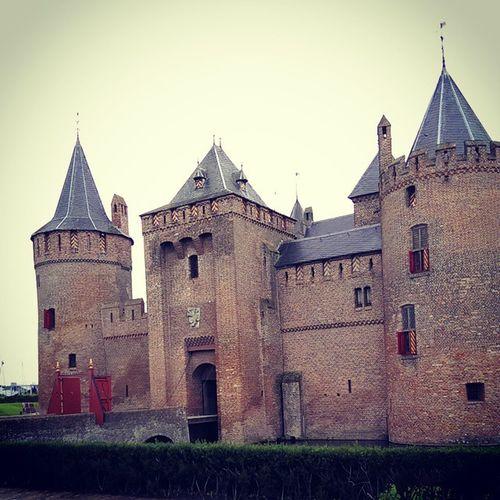 Muiden Castle Netherlands