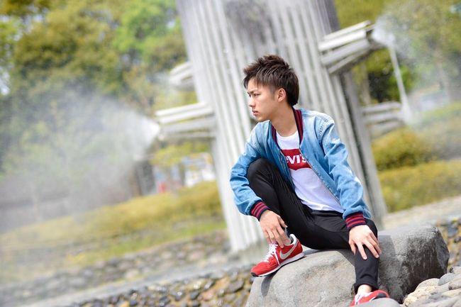 Nature Boys Males  ポートレート Japan Photography Japan Portrait Portrait Of A Friend Photography Photographic Memory 被写体 被写体募集 Sigma Nikon Water First Eyeem Photo The Portraitist - 2017 EyeEm Awards