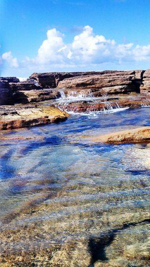 Saldinera Hatillo Puerto Rico Taking Photos Relaxing Enjoying Life Hello World Beach Beautiful Rocks Water