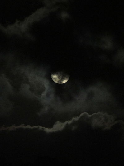 Composition HUAWEI Photo Award: After Dark Moon Natural Light Nightphotography Clouds And Sky Hiding Moon Night