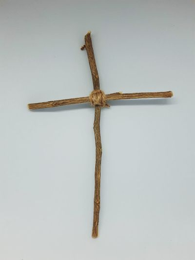 a cross Easter Crosses Cross ResurrectionSunday Resurrection Easter Sunday Wooden Wood Christianity Holy Cross Church Religious Symbol Jesus Christ Crucifix Catholicism Place Of Worship Cross Shape