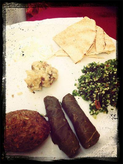 Deliciosa La Comidita Arabe!!!!