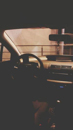 Night Nightphotography Nightcar Car Citroen Road Nighttrip