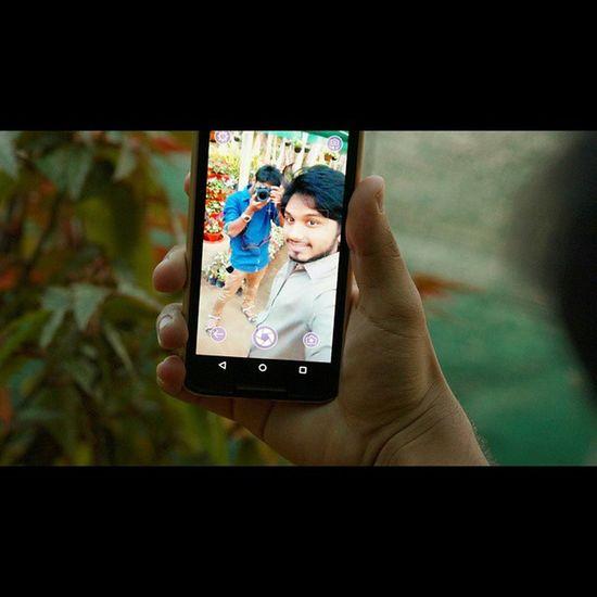 Selfie MotoX2 Jk Hrd :P