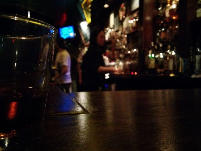 Single Malt Whiskey Drinks Bar