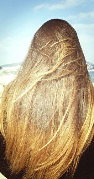 Beach Goodmorning Fashion Hair Just Got My Hair Done