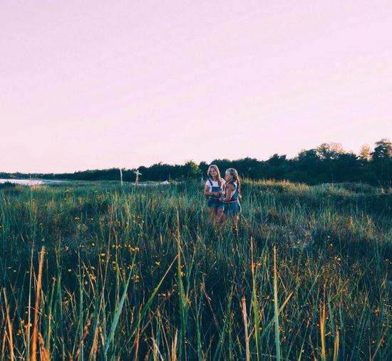 Girls of summer Summer Holiday Gotland