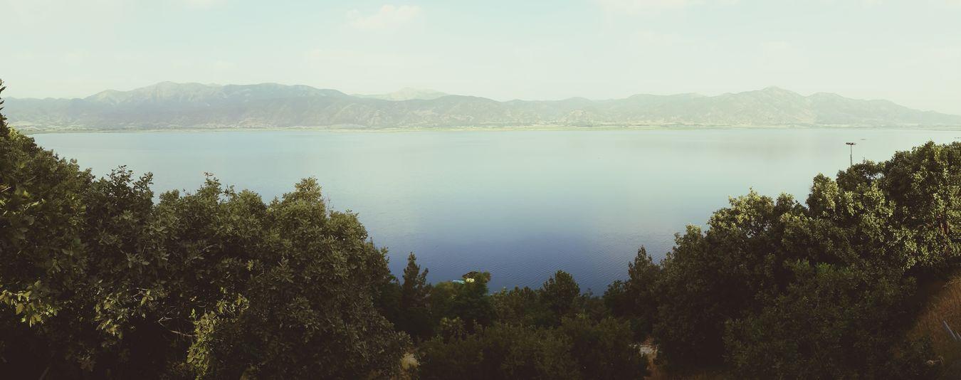 Iran, Marivan Zaivar Lake Travel In Iran