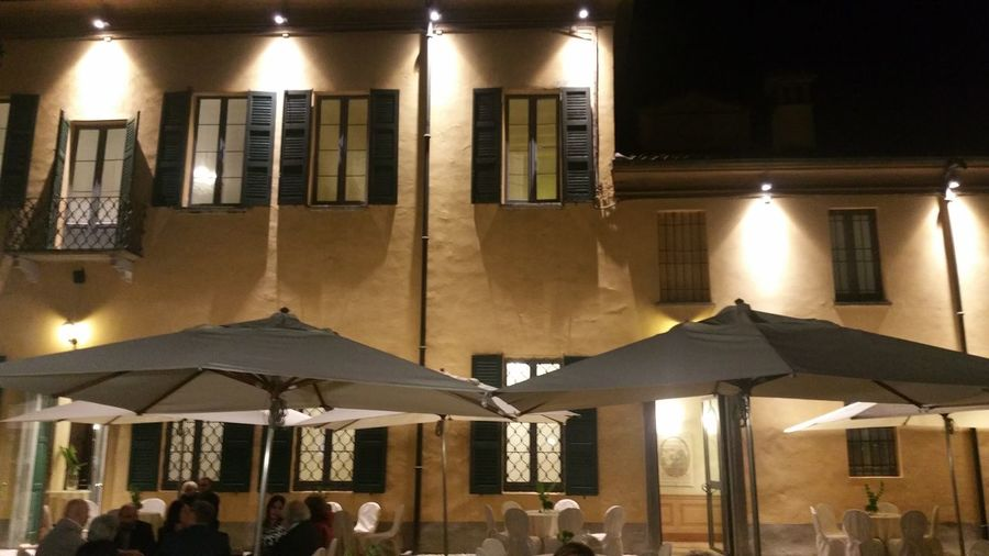 Toscanini Country Villa Illuminated Night No People Architecture Building Exterior Built Structure Outdoors Sky