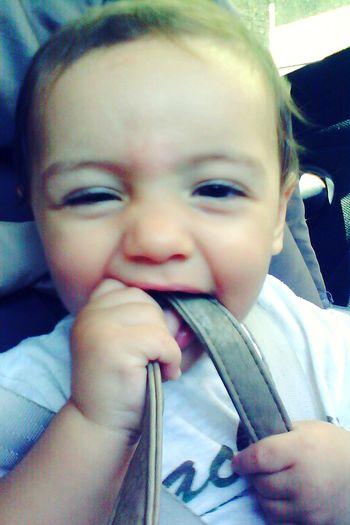 Baby Boy Beautiful Kid Little Smile
