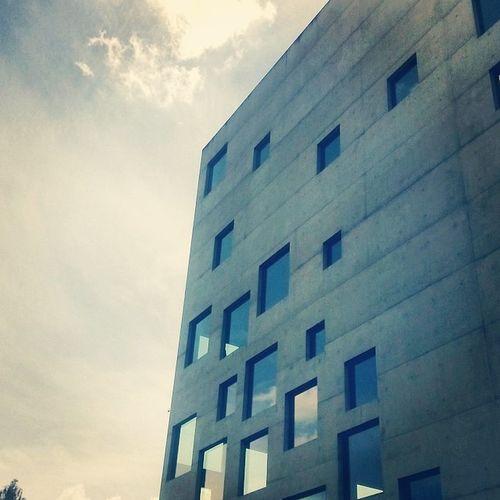 Architecture Essen Folkwang Sanaa