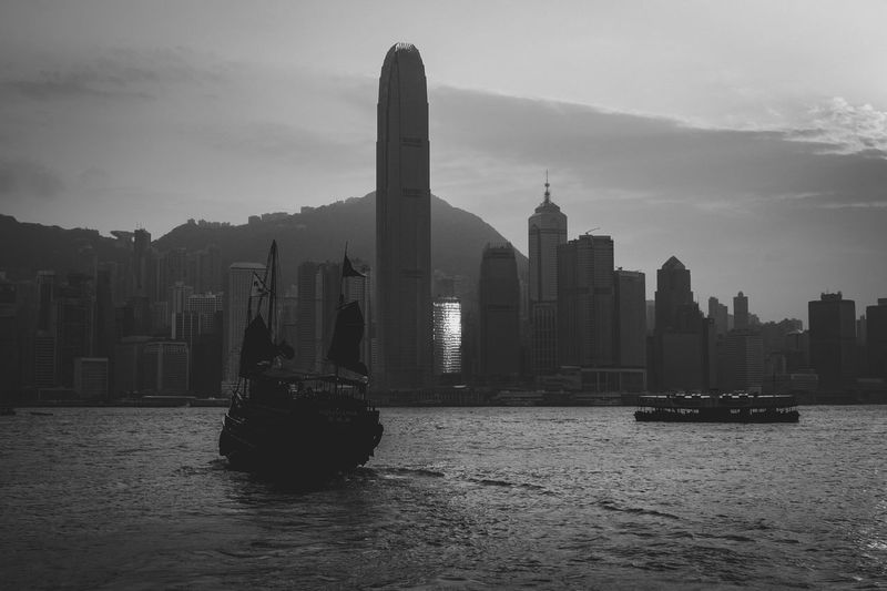 weekend harbour EyeEmNewHere Monochrome Black And White Harbour View Weekend Evening Moments Of Life Life In Motion From My Point Of View Beautiful Discoverhongkong Leicaq Leicaimages Nightshooters Cityscape Shadows & Lights EyeEm Masterclass Taking Photos Madeinwetzlar EyeEm Gallery Hello World Walking Around City Life Leicacamera Travelling Photography
