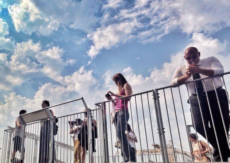 EEA3-Milano EyeEm Best Shots EyeEm EyeEm Global Adventure Sky Urban Geometry Taking Photos