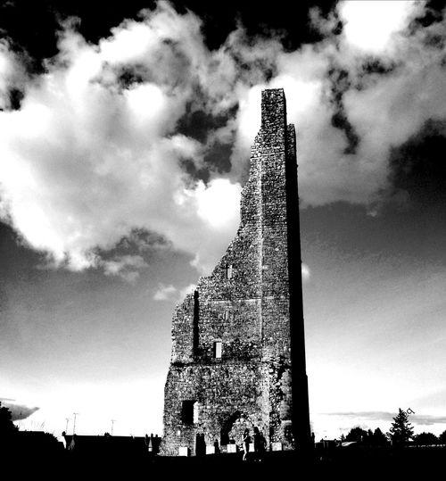 Castle Blackandwhite Stretphotography EyeEm