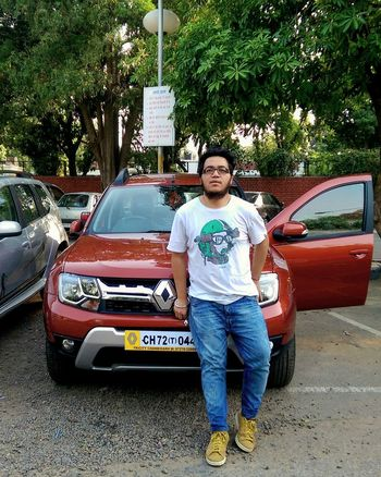 Orange Candy . Road Trips Shall commence soon . Renault Duster 2016Hello World That's Me Photooftheday Today's Hot Look Renault Renaultclub Traveler India Renaultduster