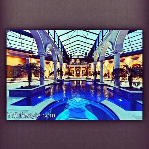 Live life in luxury! YR&F™ International www.YrfLifestyle.com Pool Luxury Luxuryliving Palmtrees Westcost Realestate Losangeles Sandiego California Estate Mansion Affluent Leisure Millionaire Billionaire  Forbes Motivation Inspiration Style 1percent Success