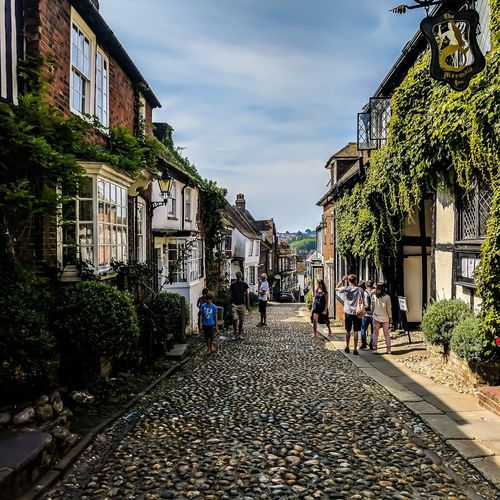 Rye, East Sussex. This Week On Eyeem England Peaceful Cobblestone Quintessential