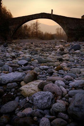Landscape_Collection Sunset Devil's Bridge in Viù