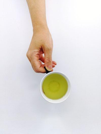 tea Tea Human Hand EyeEm Selects Human Hand Matcha Tea Drink Studio Shot Green Tea Tea Ceremony Tea - Hot Drink White Background Japanese Tea Cup Close-up Green Color Served