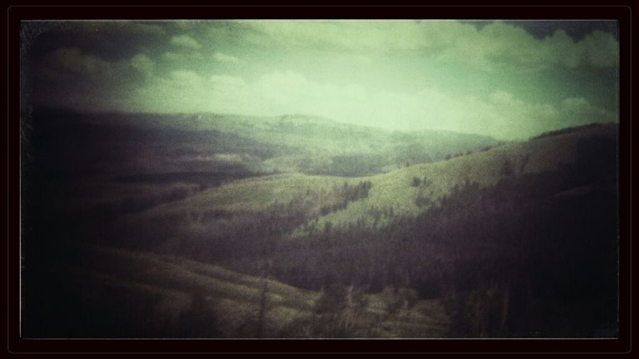 Rolling Hills Snapseed PicArts NoEnD•N•SiGhT Old Vaca Pics EyeEm Best Shots - Landscape