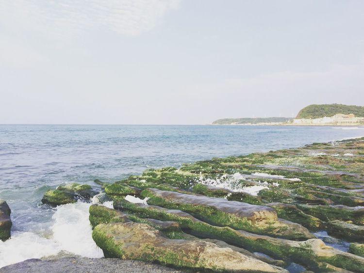 Sea Beauty In Nature Outdoors EyeEm Taiwan Taking Photos Enjoying Life Clear Sky Travel Photography