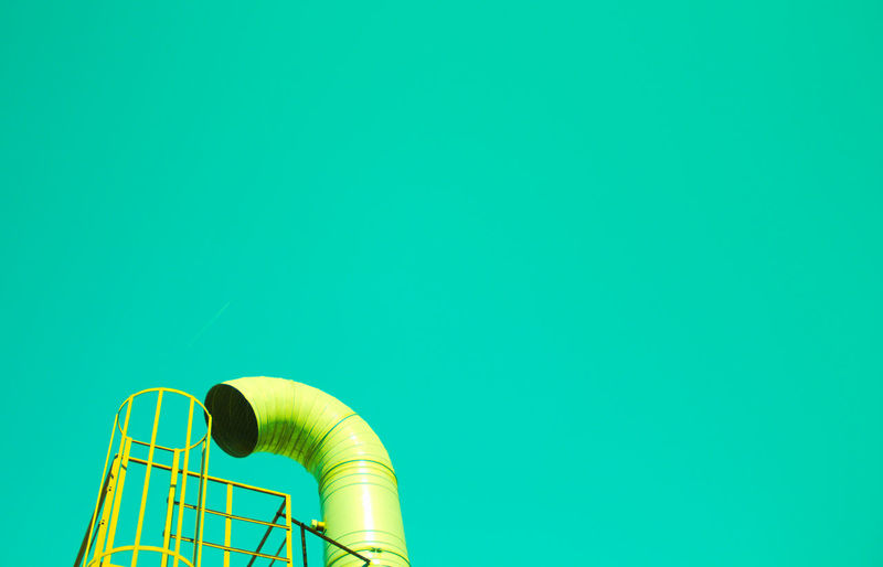 Paint the sky yellow 100 Shades Of Yellow Chimney Green Green Color Paint The Town Yellow The Week On EyeEm Abstract Blue Clear Sky Copy Space Day Flue Fluer De Lis Green Color Italy Lifestyles Light And Shadow Low Angle View Minimal Nature No People Outdoors Sky Sun Yellow