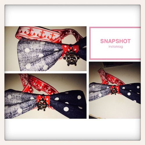 GSY HAUTE COUTURE Bowtie Hand Made Papyon