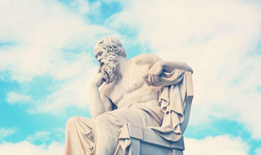 Сократ ( Socrates,Σωκράτης ) Necessity People Сократ Socrates Sócrates «Все люди хотят, чтобы другие не мешали им жить, делали им добро, но всем остальным тоже это нужно; стало быть, надо, чтобы добро для вас не мешало бы добру остальных» (Сократ). Σωκράτης Люди Сократ Сократ ( Socrates,Σωκράτης ) потребности